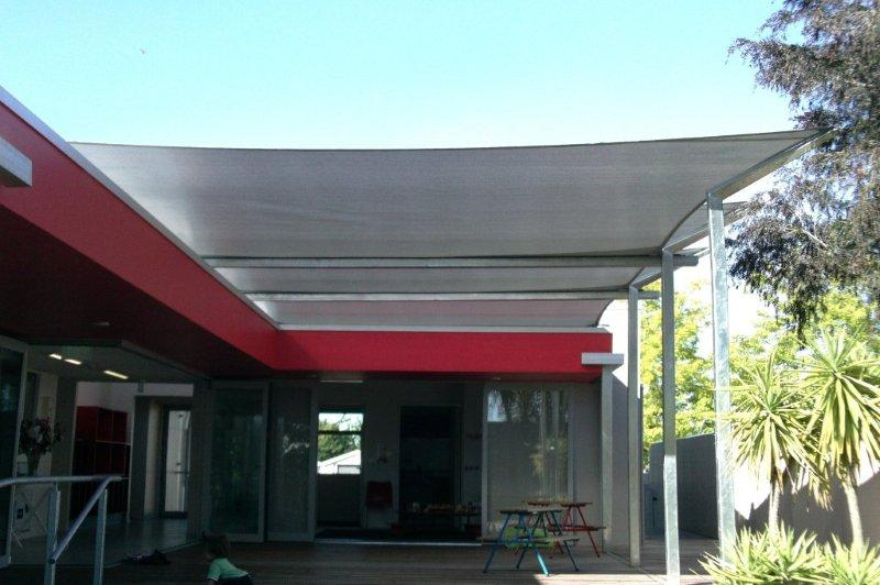 Waterproof shade sails 2012 & Douglas Outdoor Living Industry Awards | Hawkes Bay NZ