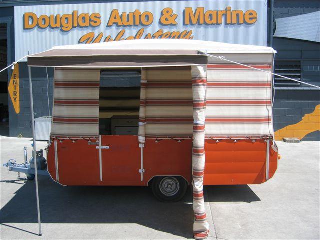 Awnings for Motorhomes Caravans Horse Floats & Trucks