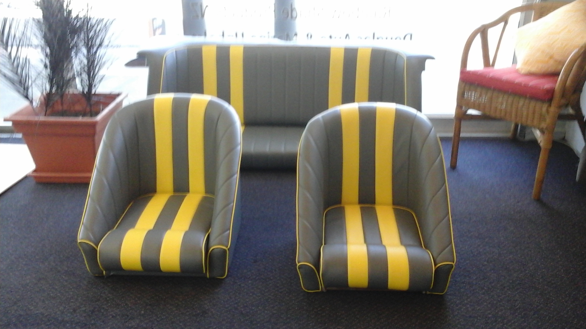 Boat Carpet Linings Amp Squabs Douglas Outdoor Living And Auto Amp Marine Upholstery Hawkes Bay