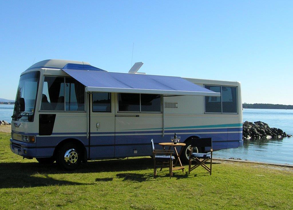 Caravan Awnings | Douglas Outdoor Living and Auto & Marine ...