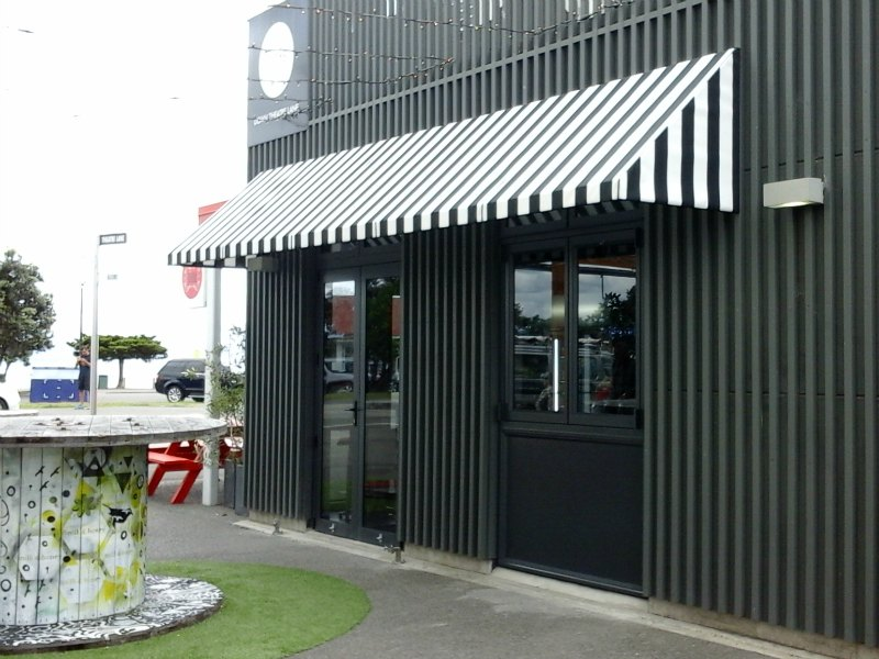 Fixed Frame Awnings & Canopies   Douglas Outdoor Living