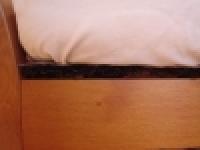 Hypervent under mattress