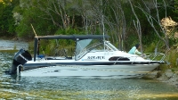 Boat Canopies & Covers