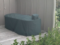 Outdoor bath cover Hawkes Bay