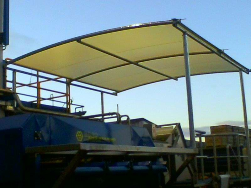 Tensioned Pvc Canopies Hawkes Bay