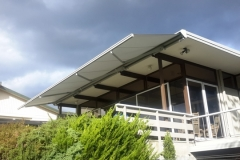 Black Awning Hawkes Bay