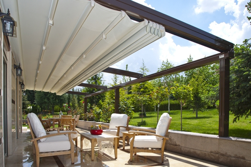 Good Retractable Shade 1