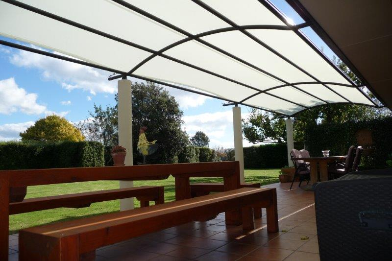 PVC Canopy & Tensioned PVC Canopies | Hawkes Bay