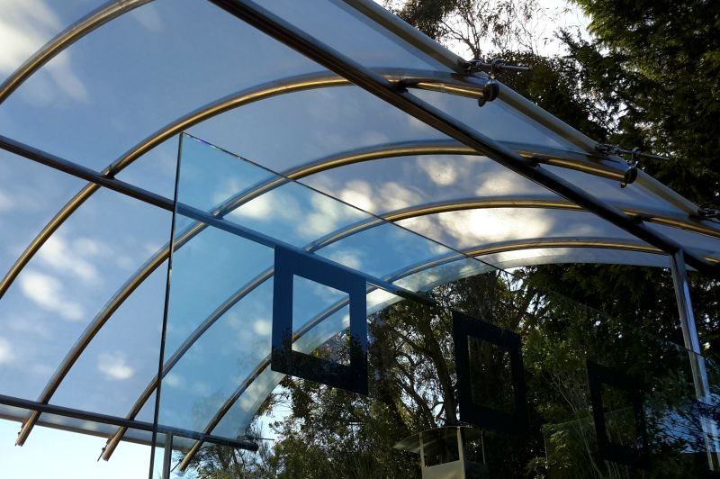 Covered Outdoor Areas with Translucent PVC Canopies & Tensioned PVC Canopies | Hawkes Bay