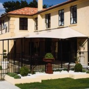 Fixed Frame Awning Residential