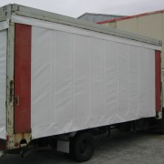 tarpaulins and truck or train curtainsider repairs