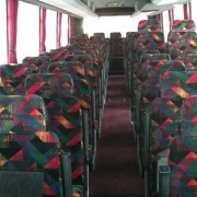 Hawkes Bay Reupholstered Tractor seats, Quadbike seats, Forkhoist seats Bus seats – repair or full refit of seats, carpet and wall linings