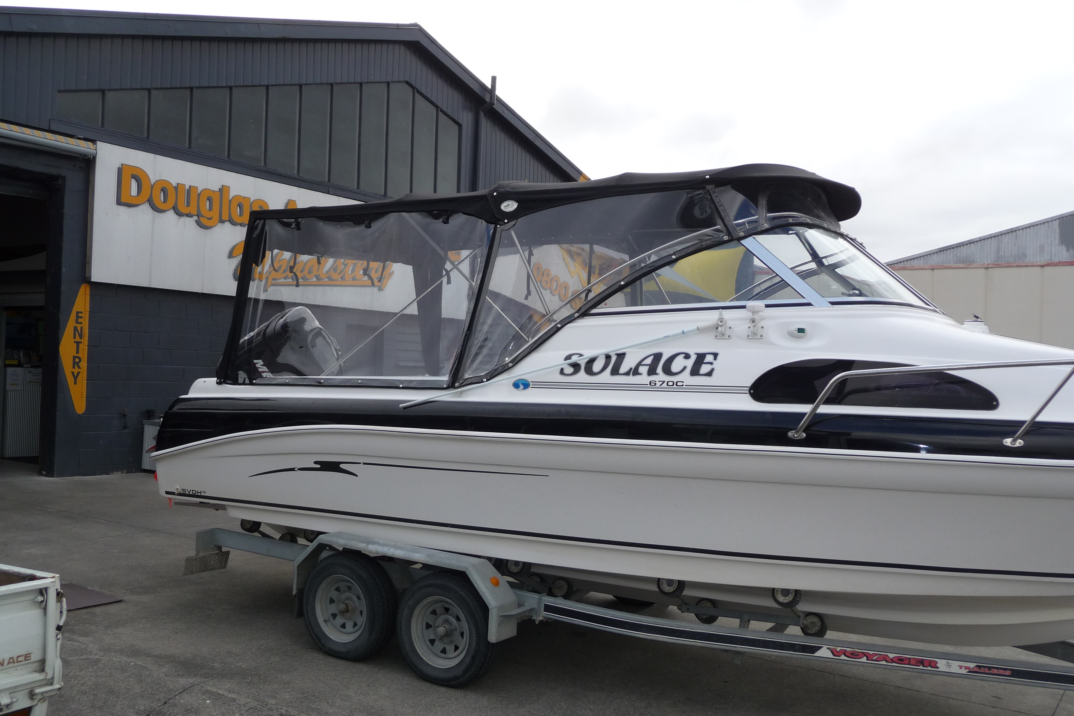 Boating/Camping Package | Douglas Outdoor Living and Auto ...