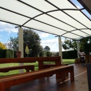 Tensioned PVC Canopy Hawkes Bay