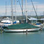 Canvas Boat Cover Hawkes Bay