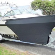 Stone guard for boat Hawkes Bay
