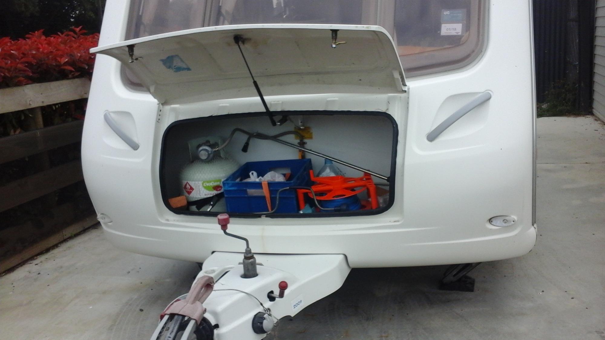 caravan-compartment
