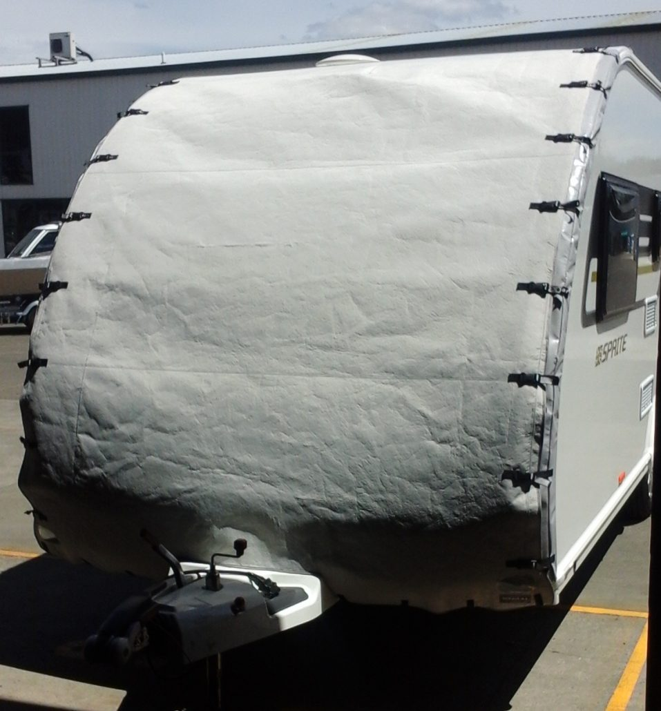 How To Protect The Front Of Your Caravan Douglas Outdoor