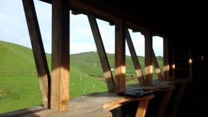 Custom canvas job Hawkes Bay by Douglas Auto & Marine Upholstery - the window