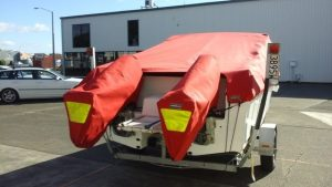 Award Winning Boat Cover Marine Fabrication Hawkes Bay
