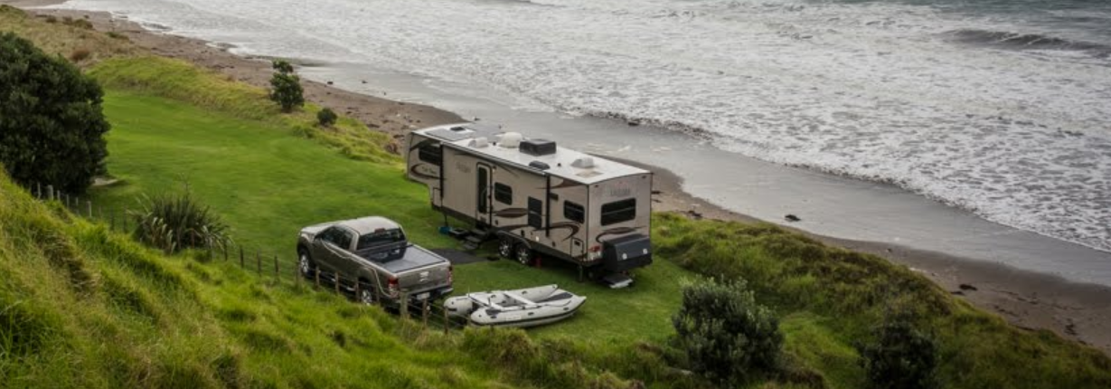 Motor home upholstery and awning repair Hastings Hawkes Bay