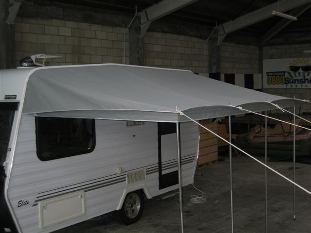 Image result for commercial awnings for caravans